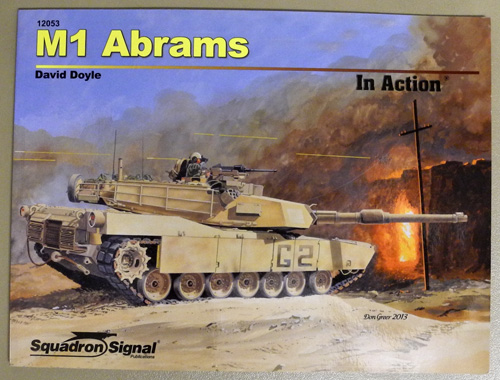 Image for M1 Abrams in Action (12053)