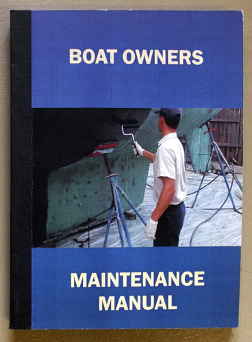 Image for Boat Owners Maintenance Manual