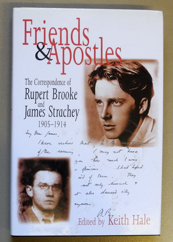 Image for Friends and Apostles: The Correspondence of Rupert Brooke and James Strachey, 1905 - 1914