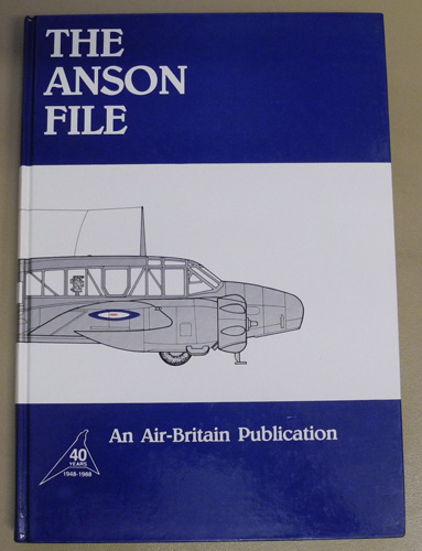 Image for The Anson File