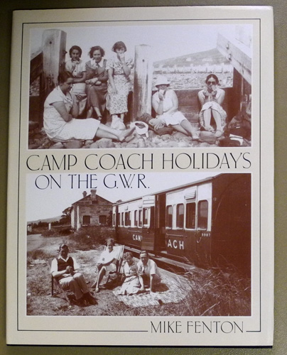Image for Camp Coach Holidays on the G.W.R.