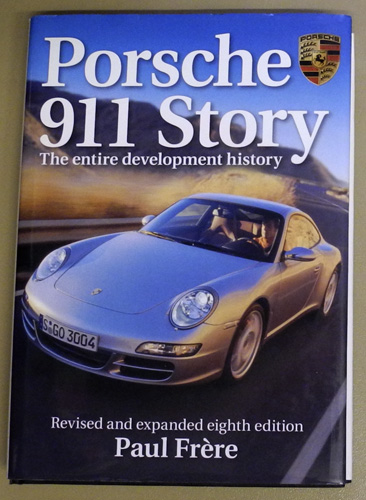 Image for Porsche 911 Story: The Entire Development History (Revised and Expanded Eighth Edition) (H4301)