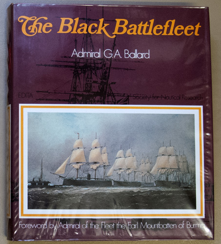 Image for The Black Battlefleet: A Study of the Capital Ship in Transition
