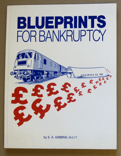 Image for Blueprints for Bankruptcy
