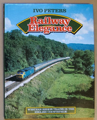 Image for Railway Elegance: Western Region Trains in the English Countryside
