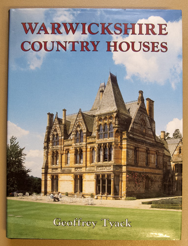Image for Warwickshire Country Houses (Phillimore English Country Houses)