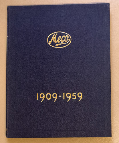 Image for History of Mining Engineering Company Limited (Meco) 1909 - 1959