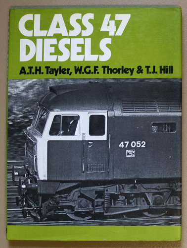Image for Class 47 Diesels