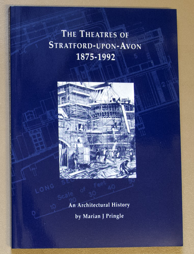 Image for Stratford-upon-Avon Papers No.5: The Theatres of Stratford-upon-Avon, 1875 - 1992: An Architectural History
