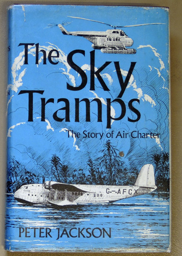 Image for The Sky Tramps. The Story of Air Charter
