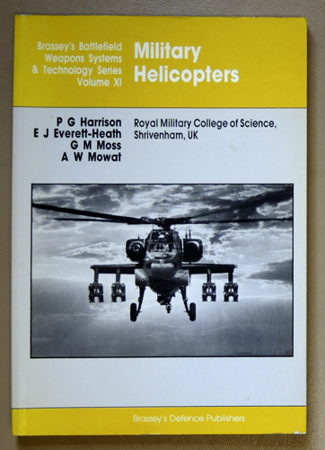 Image for Brassey's Battlefield Weapons Systems & Technology Series Volume XI: Military Helicopters