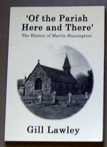 Image for 'Of the Parish Here and There': The History of Martin Hussingtree