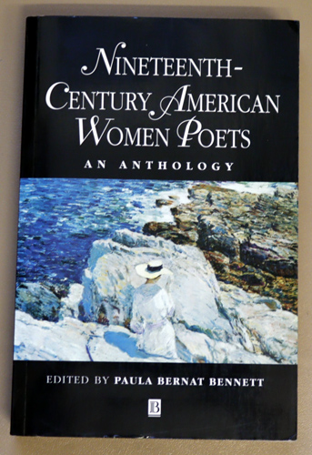 Image for Nineteenth Century American Women Poets: An Anthology (Blackwell Anthologies)
