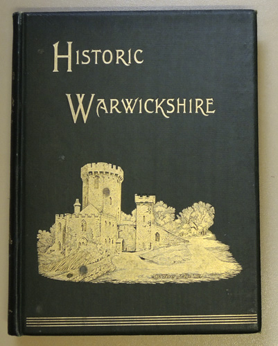 Image for Historic Warwickshire