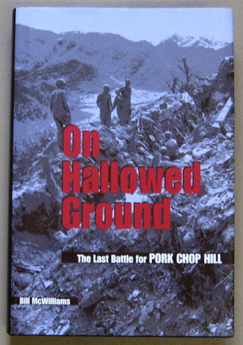 Image for On Hallowed Ground: The Last Battle for Pork Chop Hill