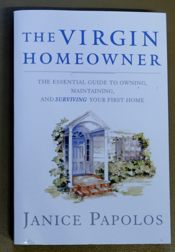 Image for The Virgin Homeowner: The Essential Guide to Owning, Maintaining and Surviving Your First Home