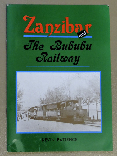 Image for Zanzibar and the Bububu Railway