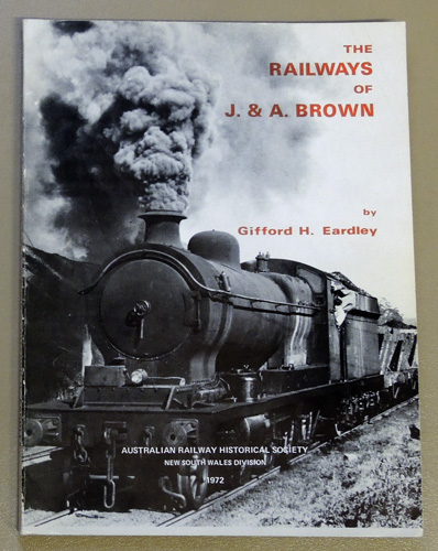 Image for The Railways of J. & A. Brown