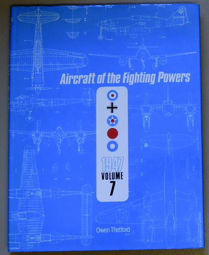 Image for Aircraft of the Fighting Powers Volume VII (1946)