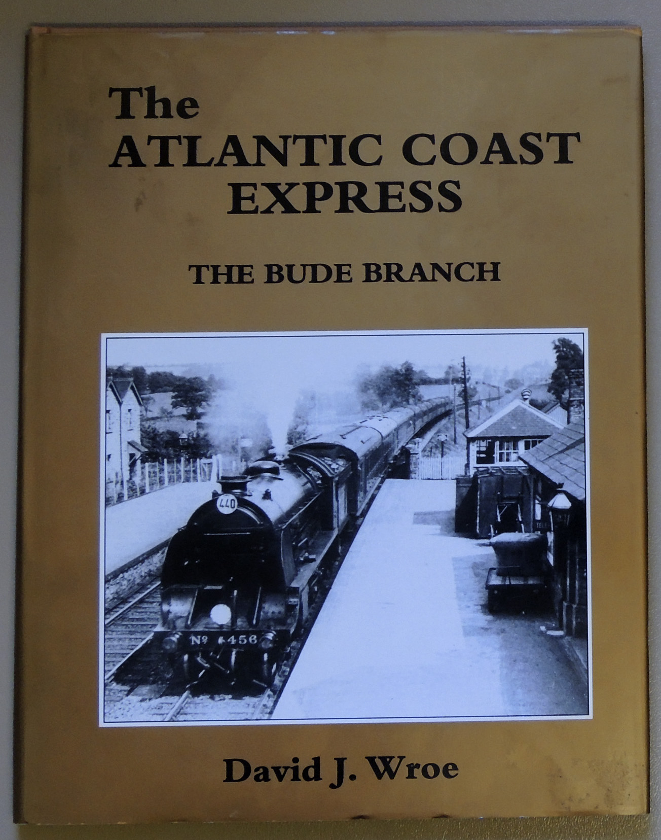 Image for The Atlantic Coast Express: The Bude Branch