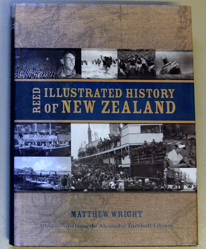 Image for Reed Illustrated History of New Zealand