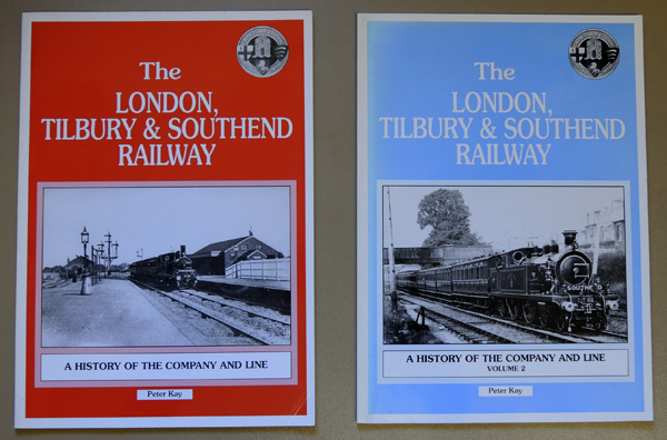 Image for The London, Tilbury & Southend Railway. A History of the Company and the Line. Volume One (1, I) 1836 - 1893; Volume Two (2, II) 1893 - 1912 (2 Volumes)