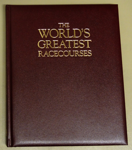Image for The World's Greatest Racecourses