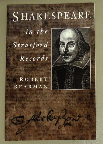 Image for Shakespeare in the Stratford Records