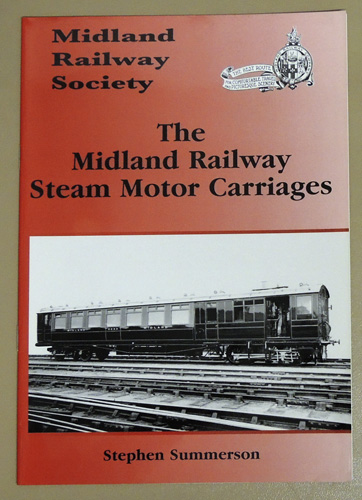 Image for The Midland Railway Steam Motor Carriages