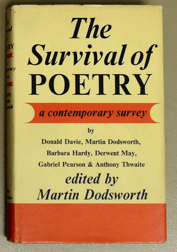 Image for The Survival of Poetry: A Contemporary Survey
