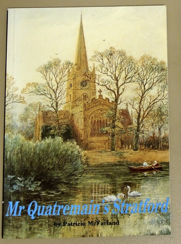 Image for Mr. Quatremain's Stratford