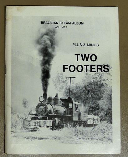 Image for Brazilian Steam Album, Volume I (One, 1) : Plus & Minus Two Footers