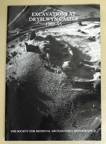 Image for The Society for Medieval Archaeology Monograph 26: Excavations at Dryslwyn Castle 1980-1995