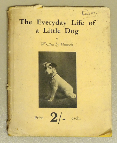 Image for The Everyday Life of a Little Dog