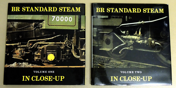 Image for BR Standard Steam in Close-Up Volumes One and Two