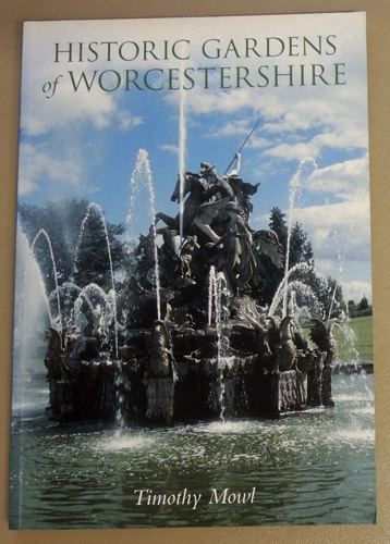 Image for Historic Gardens of Worcestershire