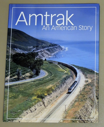 Image for Amtrak: An American Story