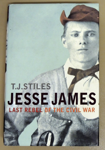 Image for Jesse James: Last Rebel of the Civil War