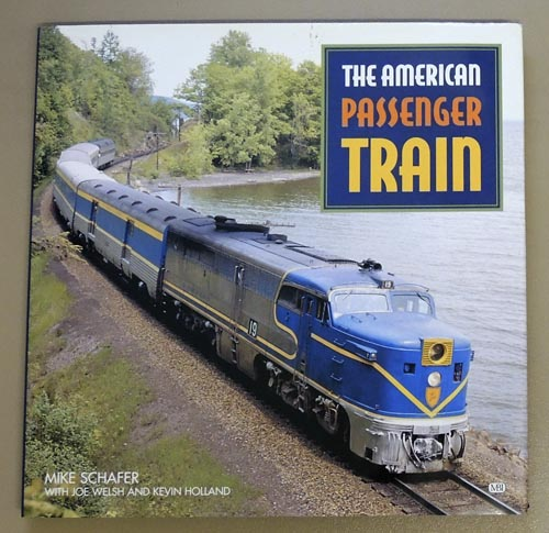 Image for The American Passenger Train