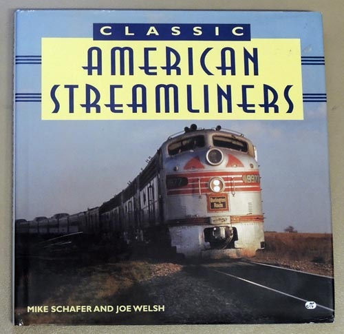 Image for Classic American Streamliners