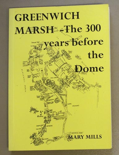 Image for Greenwich Marsh. The 300 Years Before the Dome