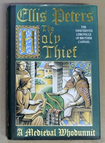 Image for The Holy Thief: The Nineteenth Chronicle of Brother Cadfael
