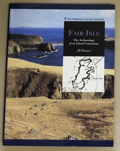Image for Fair Isle: The Archaeology of an Island Community