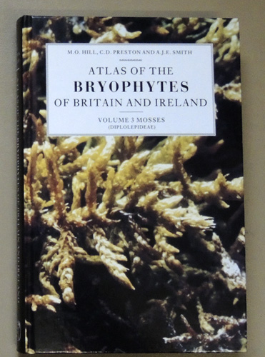 Image for Atlas of the Bryophytes of Britain and Ireland - Volume 3: Mosses (Diplolepideae)