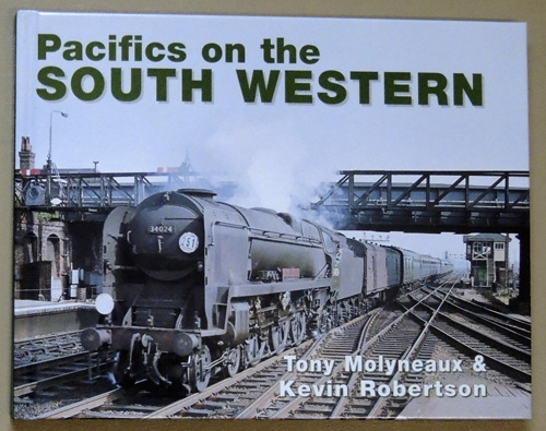 Image for Pacifics on the South Western