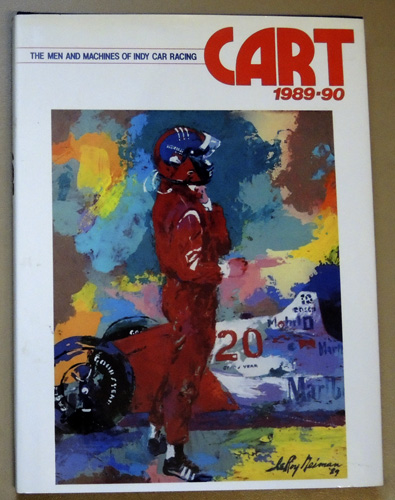 Image for Cart 89-90: The Men and Machines of Indy Car Racing