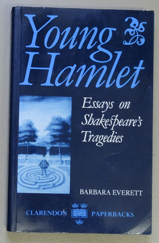 Image for Young Hamlet: Essays on Shakespeare's Tragedies (Clarendon Paperbacks)