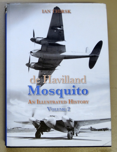 Image for De Havilland Mosquito: An Illustrated History Volume 2