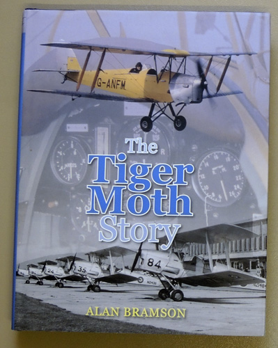 Image for The Tiger Moth Story
