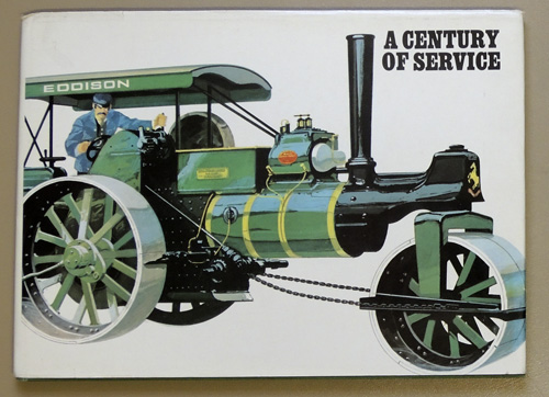 Image for A Century of Service: An Illustrated History of Eddison Plant Limited